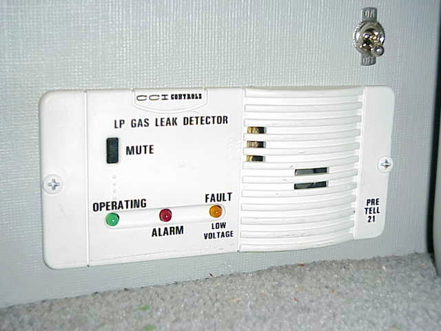 Propane Detector Switch