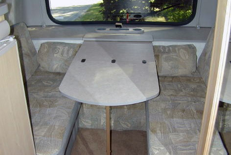 Rear Couch Foam Roll