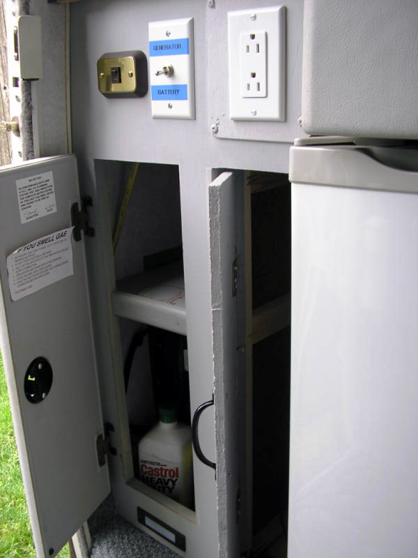 Refrigerator Conversion
