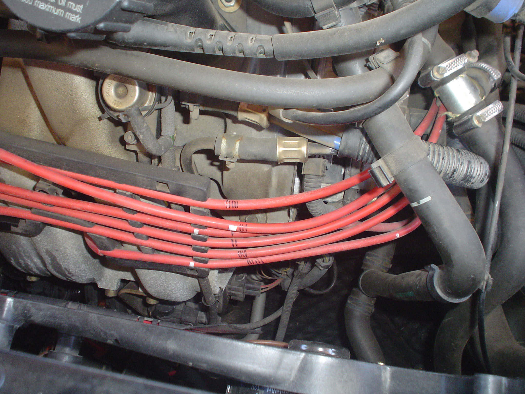 Spark Plugs Ignition Wires Vr6 Temp Switch Location Get Free Image About Wiring Diagram Changing