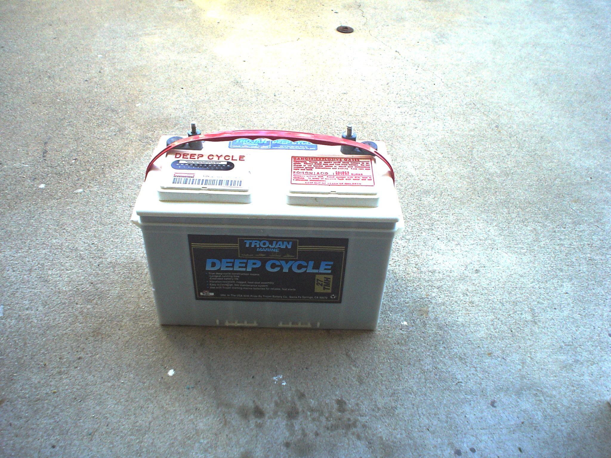 Coach Batteries